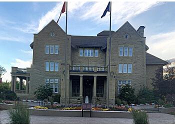 Edmonton landmark GOVERNMENT HOUSE
