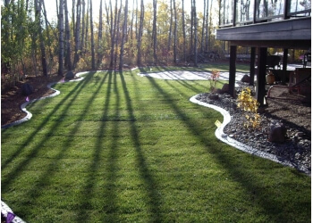 Grande Prairie lawn care service G.P. Lawn Doctor