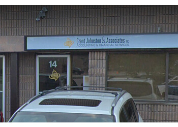 Ajax accounting firm GRANT JOHNSTON & ASSOCIATES INC.