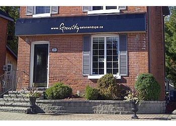 Barrie hair salon GRAVITY SALON PROFESSIONALS