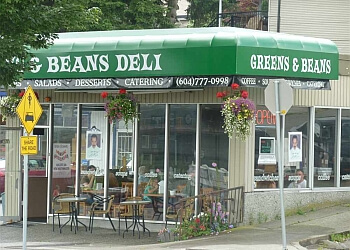 New Westminster caterer GREENS AND BEANS DELI INC.