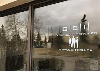 Calgary it service GSI Technical Services