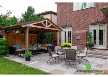 Vaughan landscaping company GTA Landscaping