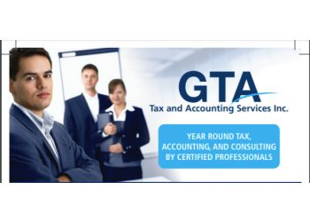 Milton tax service GTA Tax and Accounting Services Inc.