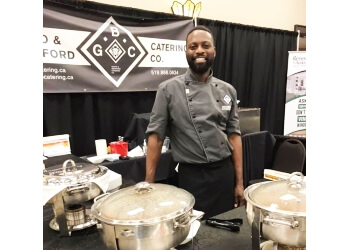 Waterloo caterer GUSTO & BECKFORD CATERING
