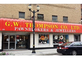 Hamilton pawn shop G W Thompson Jeweller And Pawnbroker Inc.