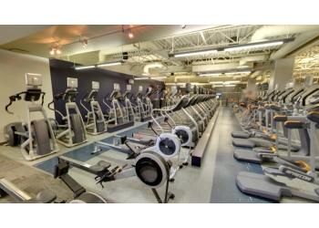 Edmonton gym GYMVMT Fitness Club