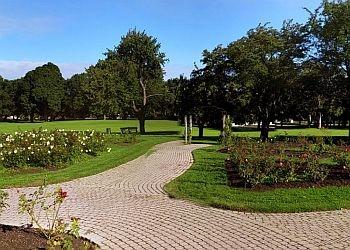 Hamilton public park Gage Park
