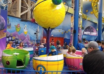 Edmonton amusement park Galaxyland