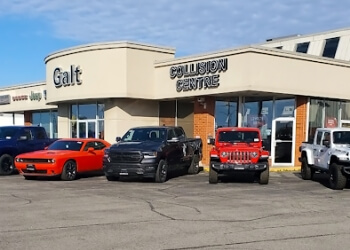 Cambridge car dealership Galt Chrysler Dodge Jeep