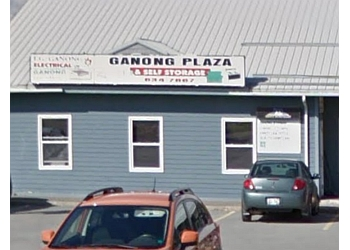 Saint John storage unit Ganong's Self Storage