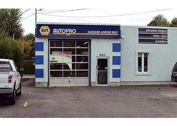 Saint Jean sur Richelieu car repair shop  Garage André Roy