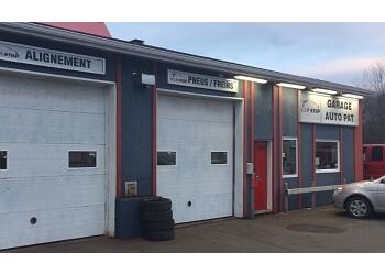 Trois Rivieres car repair shop Garage Auto Pat Inc.