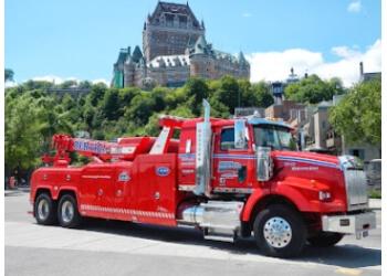 Quebec towing service Garage René Bertrand inc.