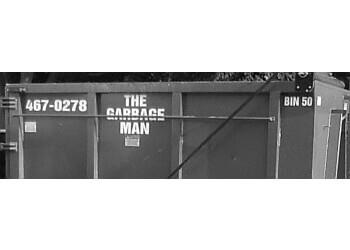 Sherwood Park junk removal Garbage Man