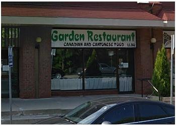 Norfolk chinese restaurant Garden Restaurant
