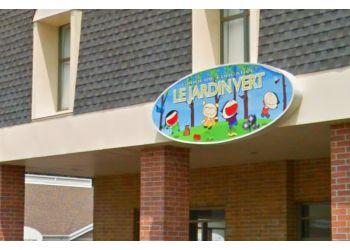 Blainville preschool Garderie Éducative Le Jardin Vert