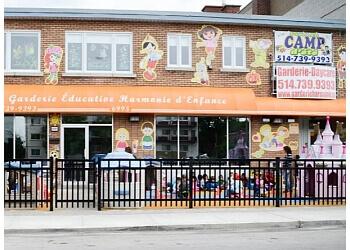 Montreal preschool Garderie Educative Harmonie