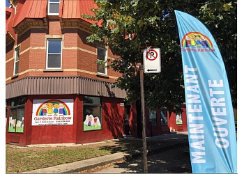 Montreal preschool Garderie Rainbow