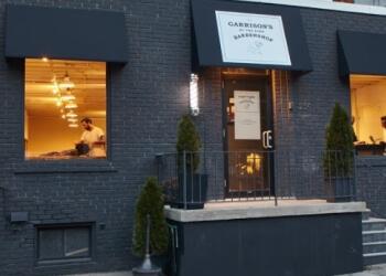 Toronto barbershop Garrison's Barbershop