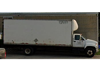 Orillia moving company Gary's Moving Services