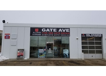St Albert car repair shop Gate Ave Service