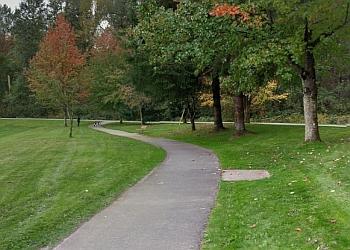 Port Coquitlam public park Gates Park