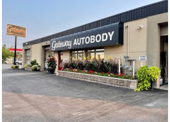 Winnipeg auto body shop Gateway AutoBody Ltd.