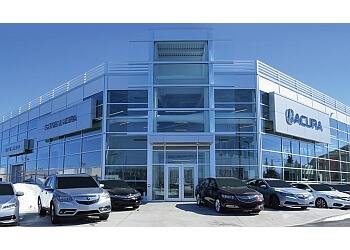 Gatineau car dealership Gatineau Acura