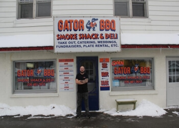 Norfolk bbq restaurant Gator BBQ