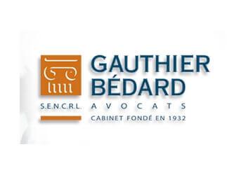 Saguenay business lawyer Gauthier Bédard