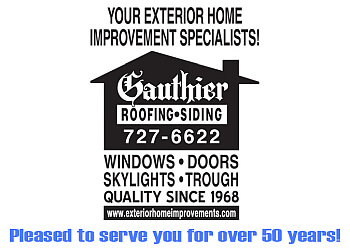 Windsor roofing contractor Gauthier Roofing and Siding