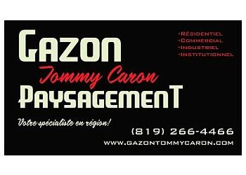 Shawinigan landscaping company Gazon Tommy Caron