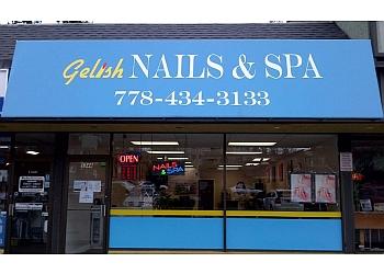 Delta nail salon Gelish Nails & Spa