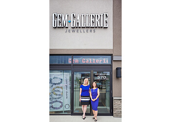 Sherwood Park jewelry Gem Gallerie Goldsmiths