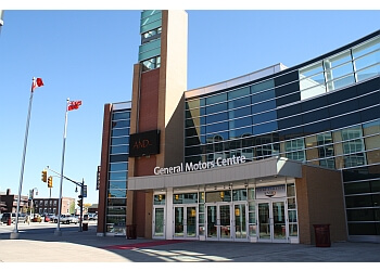 Oshawa places to see Tribute Communities Centre (General Motors Centre)