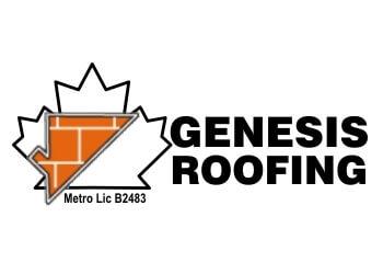 Vaughan roofing contractor Genesis Roofing