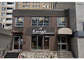 Ottawa japanese restaurant Genji Japanese Restaurant