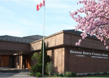 St Catharines funeral home George Darte Funeral Chapel