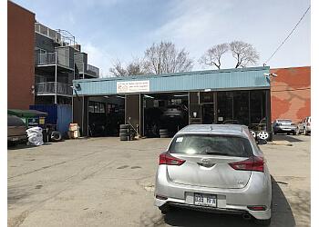 Montreal car repair shop George Garage