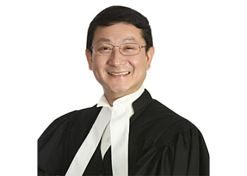 Burnaby divorce lawyer George Lee, MA, JD