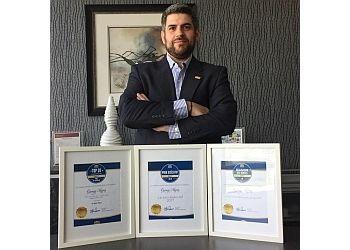 Montreal mortgage broker George Macris