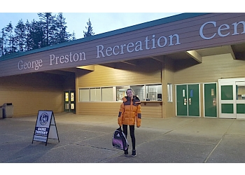 Langley recreation center George Preston Recreation Centre