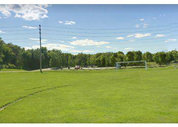 Newmarket public park George Richardson Park