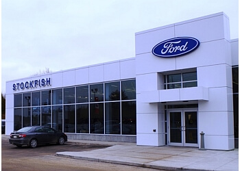 North Bay car dealership George Stockfish Ford
