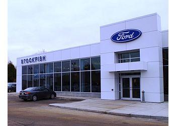 North Bay car dealership George Stockfish Ford Sales