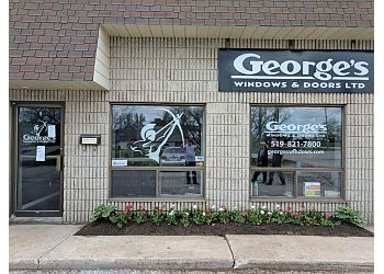 Guelph window company George's Windows & Doors Ltd.