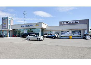 Halton Hills car dealership Georgetown Chevrolet Buick GMC