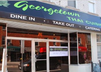 Halton Hills thai restaurant Georgetown Thai Gourmet