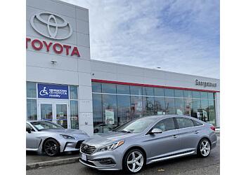 Halton Hills car dealership Georgetown Toyota